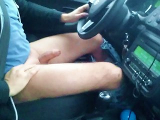 Wicshen Im Auto